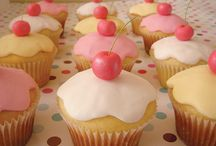 I L*O*V*E Cupcakes / by Made by a Princess Parties in Style