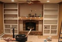 Shelving Ideas / by Valerie Staley Spackman