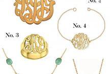 Jewelry  / by Kelly Bugliaro