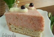 Ciasta z owocami / by Krystyna (Krystyna9)