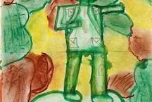Kids Art / by Carmela Merriman