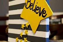 Star themed party / by Melissa Flaherty