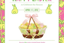 Hoppy Easter! / by The Pink Palm
