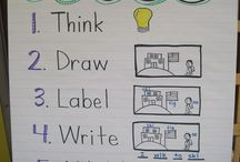 Kinder Writing / by Megan Landmeier