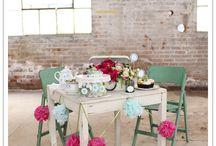 Decoration.tables / by Dan Mondragon