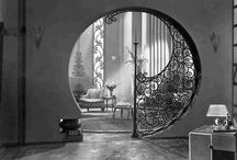 architecture and interiors / by Unconditional Love