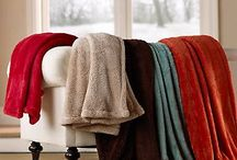 For the Home / Soft throws / by Amanda Cook