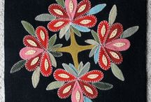 Embroidery Inspiration / by Janet Hayes