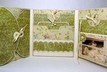Mini Albums & Book Arts / by Bonnie Montgomery