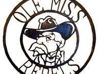 Ole Miss / by Denise Jeffus