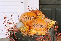 Autumn/Halloween decor / by RCK Weddings & Design LLC