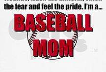 Baseball mom♡♡ / by Serina Santos