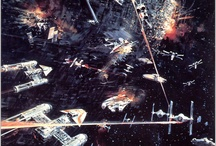 Star Wars Original Trilogy / by Terence Scheg