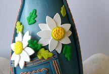 Potes e variados de artesoes maravilhosos / by Melicia Nalva