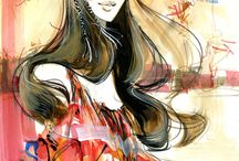 Illustrations And Prints / by Liz NY