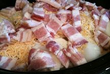 Crock pot  cooking / by Peggy Causey