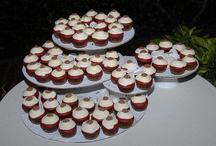 cupcake display ideas / by Ann Bleau