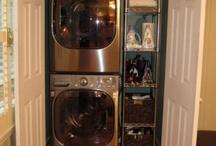 Laundry Room Ideas / by San Juan Parent