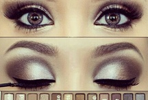 makeup fakeup / by Tierney Elliott
