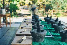 Cooking School Design Ideas / by Nyasha Firnhaber