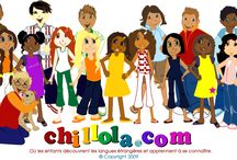 Language Learning For Kids / by Chillola Language Learning