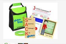 SACKgluten.org / Bringing Gluten Free Awareness to a School near you / by GlutenFreeGal Kirsten Berman