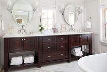Bathrooms :) / by Sally Anson