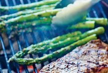 RECIPES - ON THE GRILL / BBQ / PICNIC / All things grilled and side dishes that can go with them. / by Rachel Butler