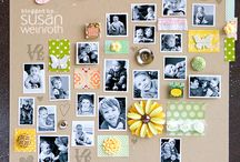 scrapbooking projects / by Amy Yingling