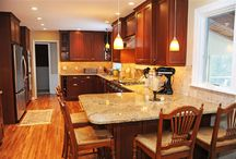 Kitchen ideas / by Gabriela Lopez