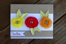 card ideas / by Kristy Luccketta