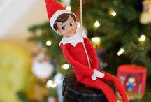 Elf on the Shelf / by Shanie Laflamme