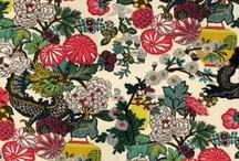 Fabrics / by Melissa Mroczek