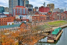 NASHVILLIAN TODAY / NASHVILLE MY WAY.  My idea of Nashville as an Angeleno Transplant: Combination of city sophistication and country charm... I just love it. People are so polite; and hospitable... / by Blanca Feldman, Nashville Realtor