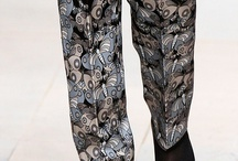 Patterned Trousers / by Roula Katoudi