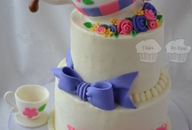 Tea Party Cakes / by Stacia Marie