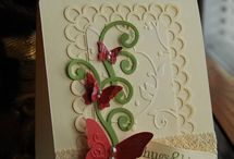 Cards - Butterflies / by Marilyn Compton