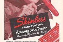 My favourite vintage ads / by Moxie Garrett