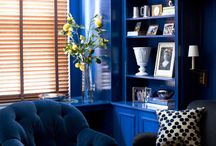 Color Inspiration - Blue / by Bassett Furniture