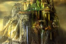 Mythology / by Joann Evans