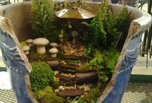 Fairy Gardens / by Joanne Campbell