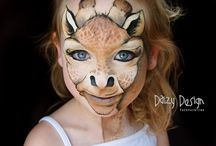 Face Painting Ideas! / by Charmios
