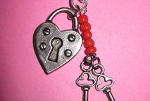 Valentine's jewelry / by Raff Raviv