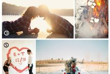 Inspiration - Couples/Engagement Work / by Mermaid Ruth