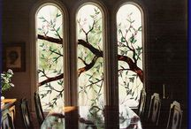Stained Glass / by Kimberly