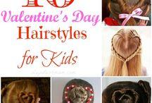 Little girl hair  / by Kellie Marzetta