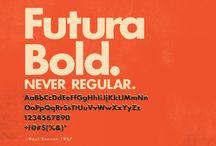 Typography / by Matt Haltuch