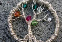 Necklace designs / by Y. Caballero