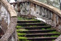 Staircases, paths, etc / by Yvette Kia Robinson