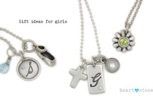 Gifts for Girls / Gifts for Girls, Gifts for Teens, Graduation Gifts, Communion Gifts / by Heart and Stone Jewelry